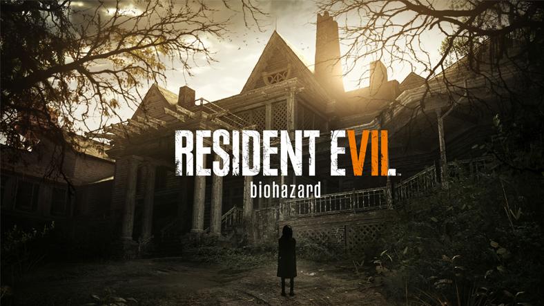 Resident Evil 7 BioHazard oyunu.