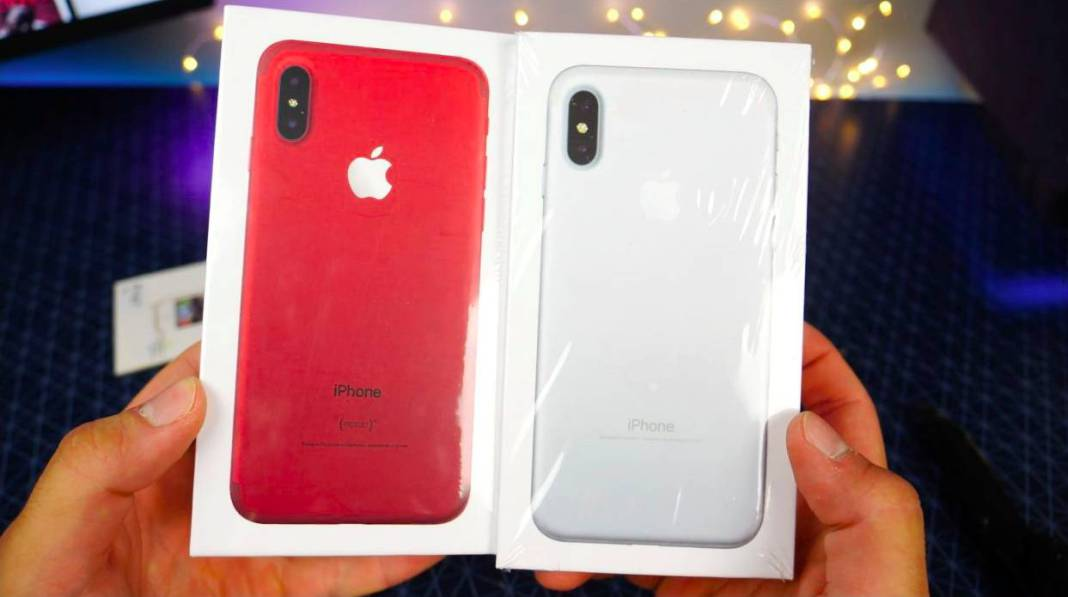 Klon iPhone 8 kutusu