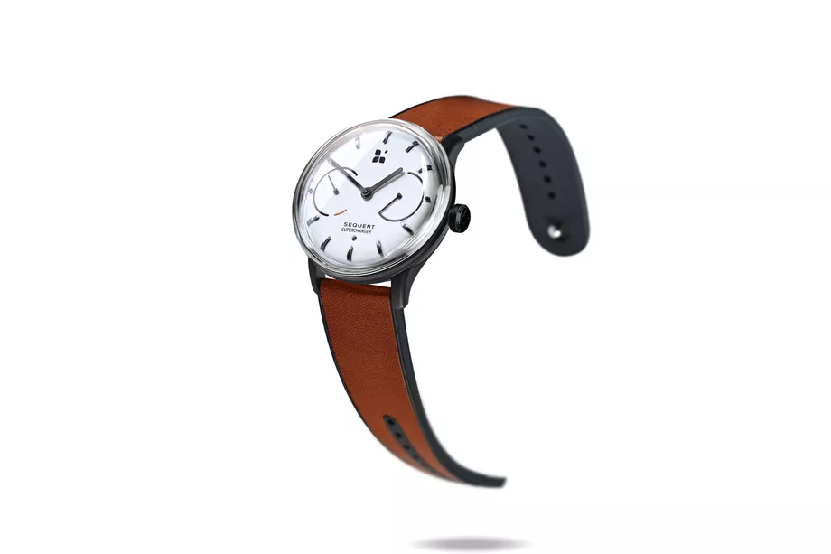 Sequent smart watch.