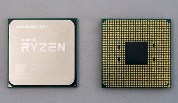 AMD Ryzen Islemci